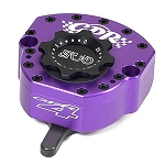 GPR Steering Stabilizer V4 for Suzuki GSXR1000 2001-2002 (Purple)