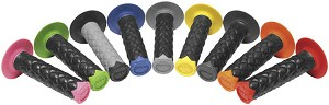 Spider SLX Slim Line Grips for Off-Road, Dual Sport, SuperMoto