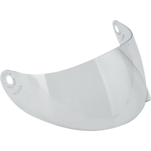 AGV Replacement Visor/Shield for Miglia-Modular Helmet (Clear Anti-Scratch)