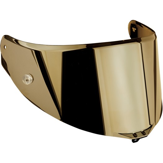 AGV Replacement Visor/Shield for Pista GP/Corsa/GT Veloce (Iridium Gold Anti-Scratch)