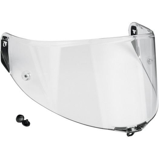 AGV Race Visor/Shield for Pista GP/Corsa/GT Veloce (Clear Anti-Scratch)