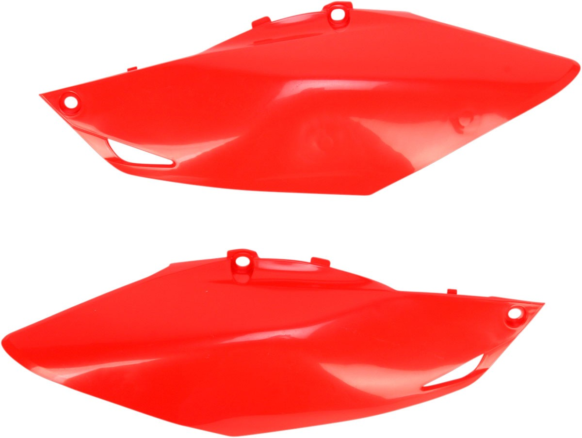 ACERBIS Side Panels (Red)