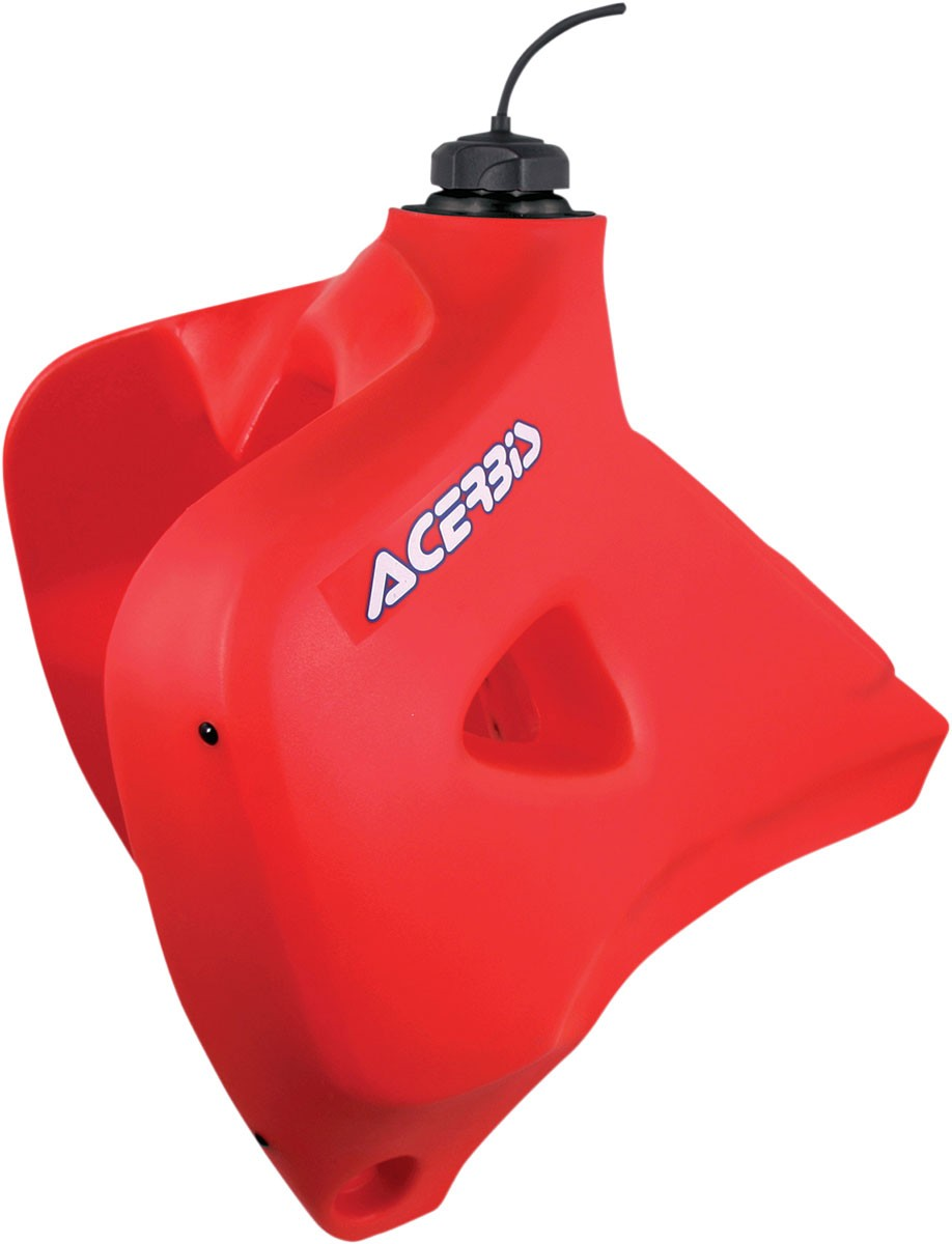 ACERBIS Large Capacity Fuel Tank 6.3 Gallon (Red)