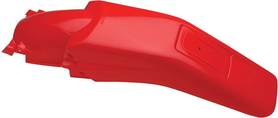 ACERBIS Rear Fender (Red)