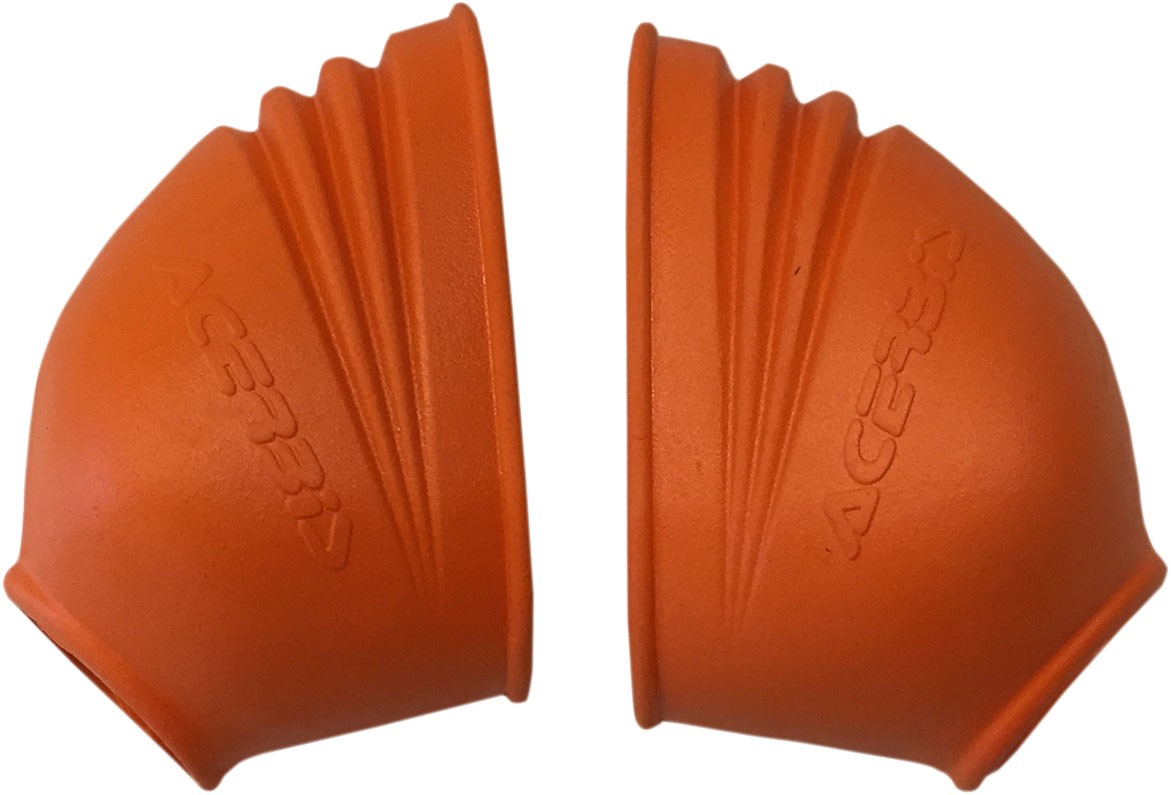 ACERBIS Foot Peg Covers (Orange)