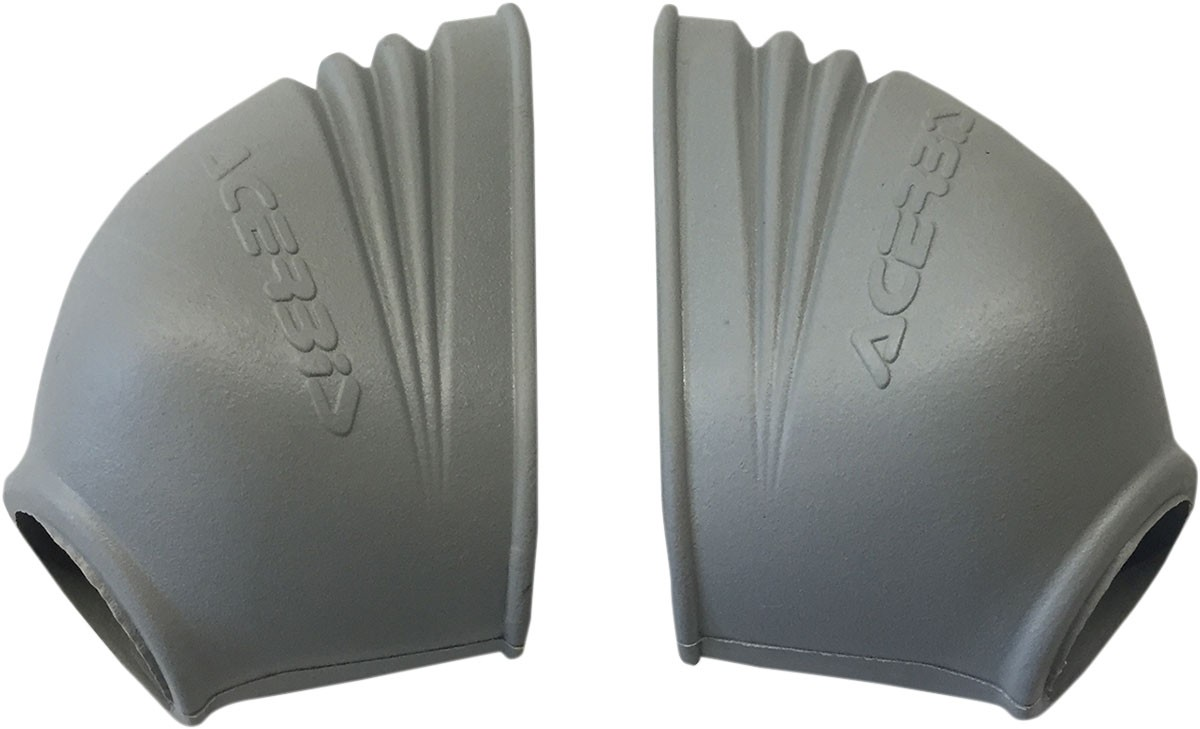 ACERBIS Foot Peg Covers (Grey)