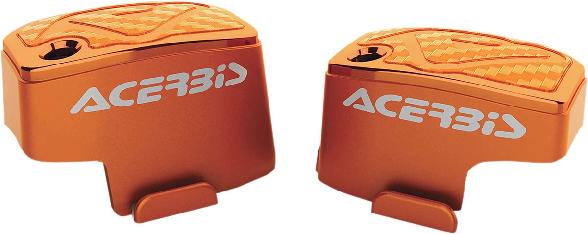 ACERBIS Cover for Brembo Clutch/Brake Master Cylinders (Orange)