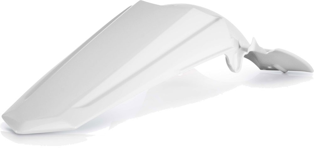 ACERBIS Rear Fender (White)
