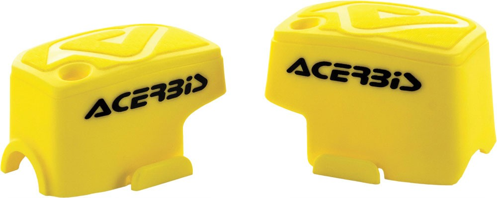 ACERBIS Cover for Brembo Clutch/Brake Master Cylinders (Yellow)
