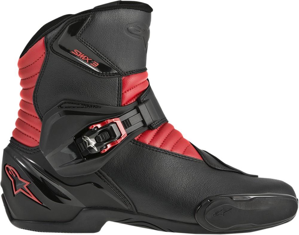 ALPINESTARS SMX 3 Low-Cut Road Racing Street Motorcycle Boots ...