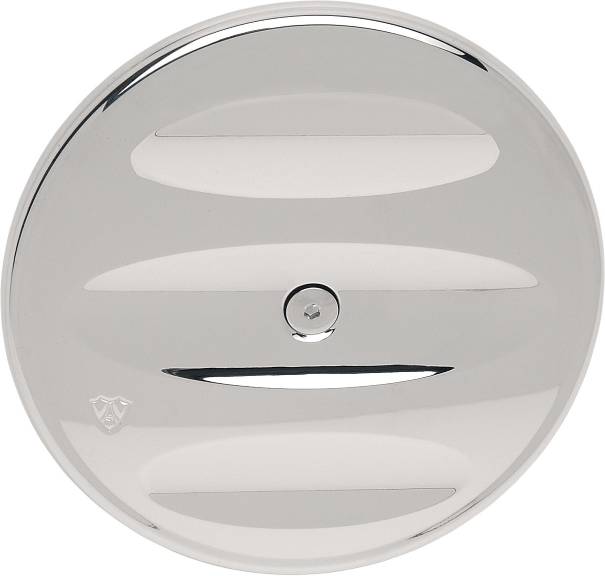 Arlen Ness - 18-794 - Stage II Scalloped Billet Cover, Chrome