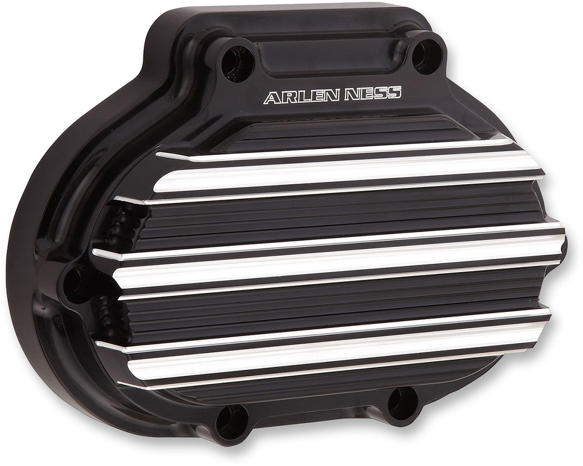 Arlen Ness - 03-813 - 10-Gauge Transmission Side Cover, Black