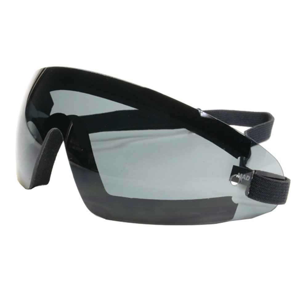 8f9b1f03d3e Bobster Wrap Around Goggles (Black Frame