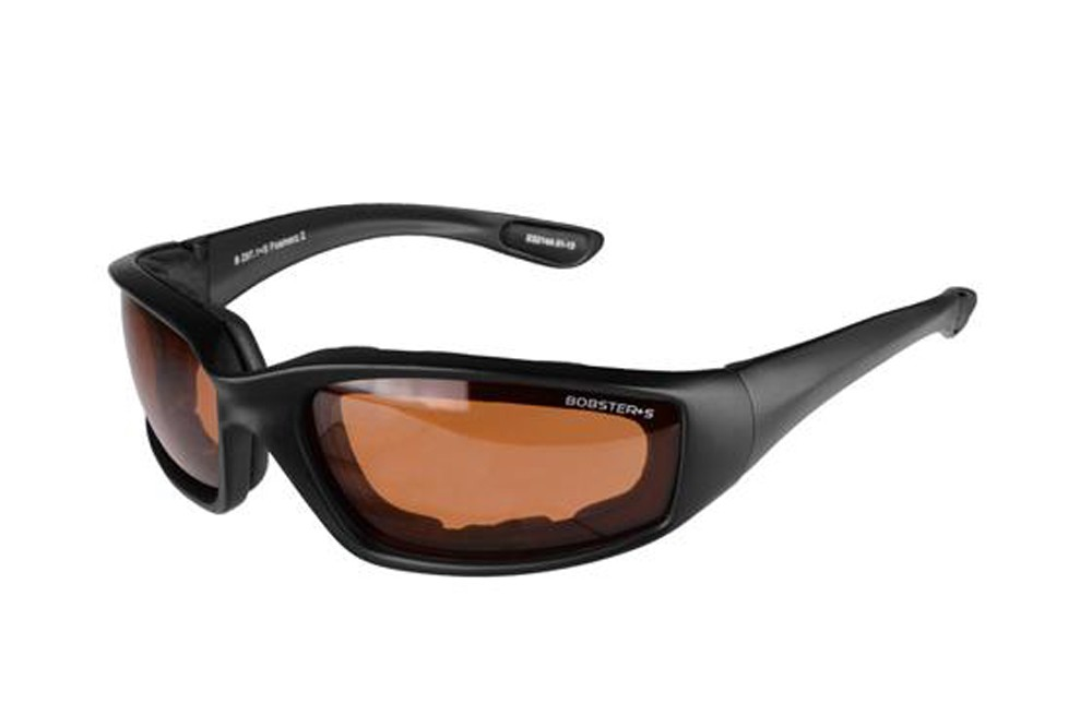 c413207dc0 Bobster Foamerz 2 Sunglasses (Black Frame