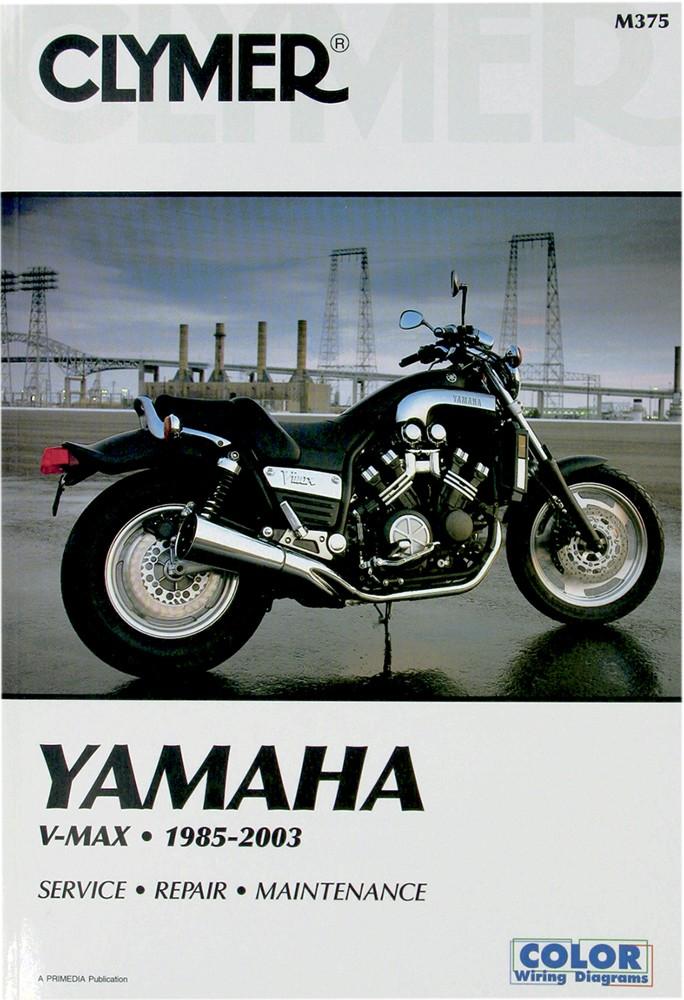 Clymer Repair Manual for Yamaha Vmax V-Max 1985-2003 on vmax headlight, vmax engine diagram, motorcycle turn signal resistor diagram, vmax 500 jetting chart, vmax clock, turn signal circuit diagram, python diagram, vmax battery,