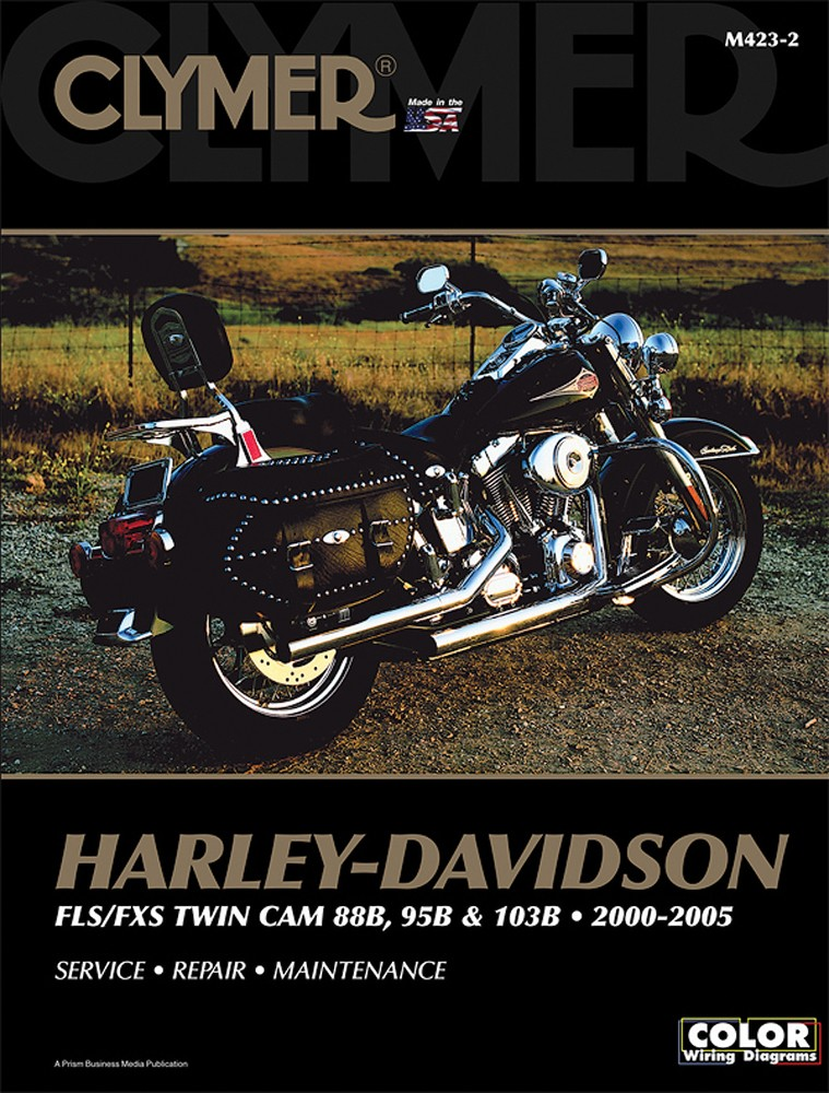 Clymer Repair Manual for Harley-Davidson FLS/FXS Twin Cam 88B, 95B on harley twin cam tools, harley twin cam timing marks, harley big twin diagram, twin cam engine diagram, harley twin cam cross section, 88 twin cam diagram, motorcycle engine diagram, harley tri glide exhaust, harley engine, twin cam oil pump diagram, harley twin cam camshafts, harley twin cam drawing, harley twin cam animation, harley rear axle assembly, harley davidson camshaft kits,