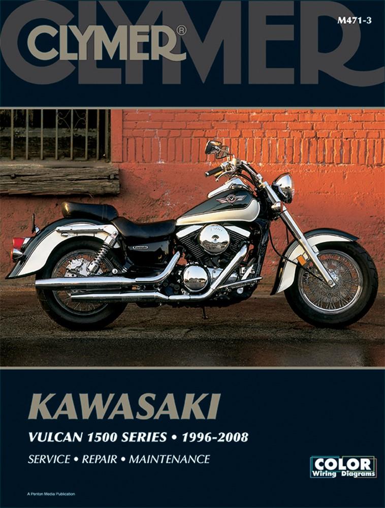 Repair Manual for Kawasaki Vulcan 1500 Classic Drifter Nomad Series – Kawasaki Vulcan 1500 Drifter Wiring Diagram