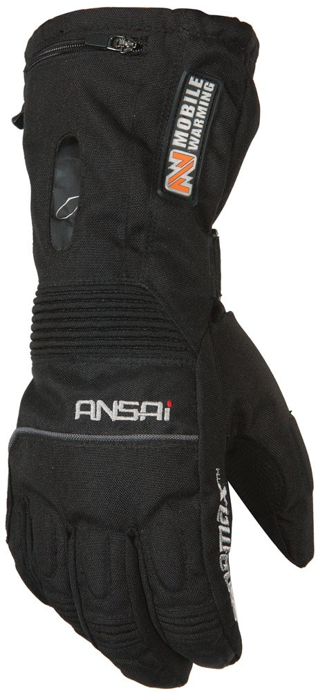 Mobile Warming Men's TX Heated Gloves (Black)