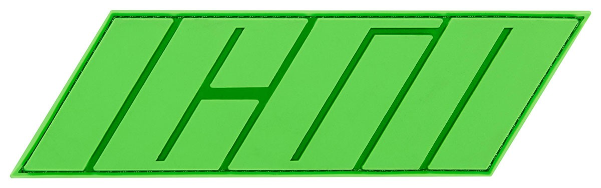 ICON Hypersport Vest Patch (Green)