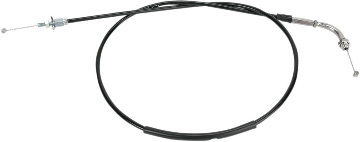 Parts Unlimited Vinyl Covered Pull Throttle Cable | K28-6522 | 17910-356-000