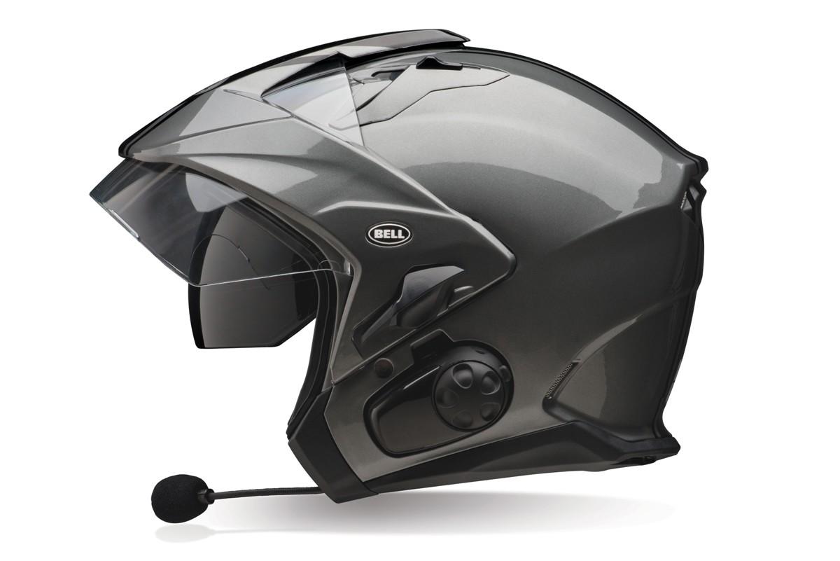 SENA SMH10 Motorcycle Bluetooth Headset & Intercom for Bell Mag-9 Helmets