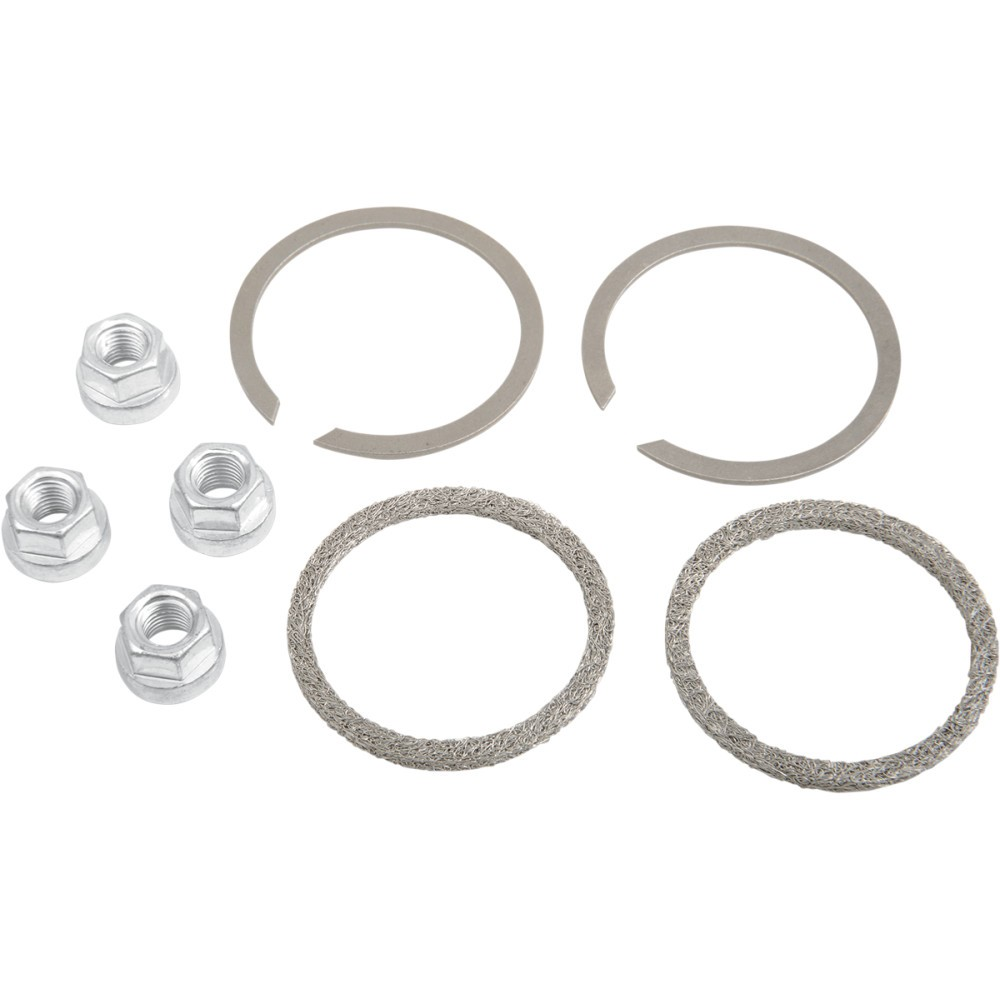 James Gasket Exhaust Port Stainless Steel Gasket Kit - Big Twin/XL/EVO