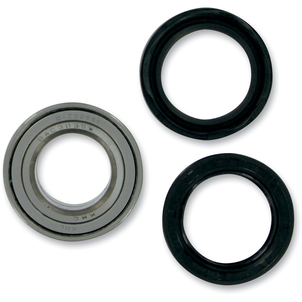 Moose Racing Wheel Bearing Kit - Double Lip - Front - Suzuki