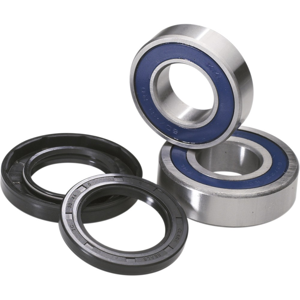 Moose Racing Wheel Bearing Kit - Double Lip - Front/Rear - Polaris