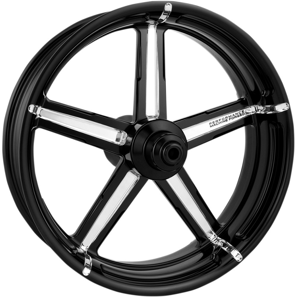 Performance Machine Front Wheel - Formula - Platinum Cut - 21 x 3.5 - With ABS - 14+ FLD