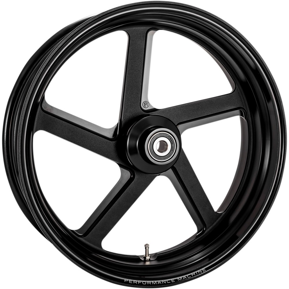 Performance Machine Front Wheel - Pro-Am - Black Ops - 21 x 3.5 - With ABS