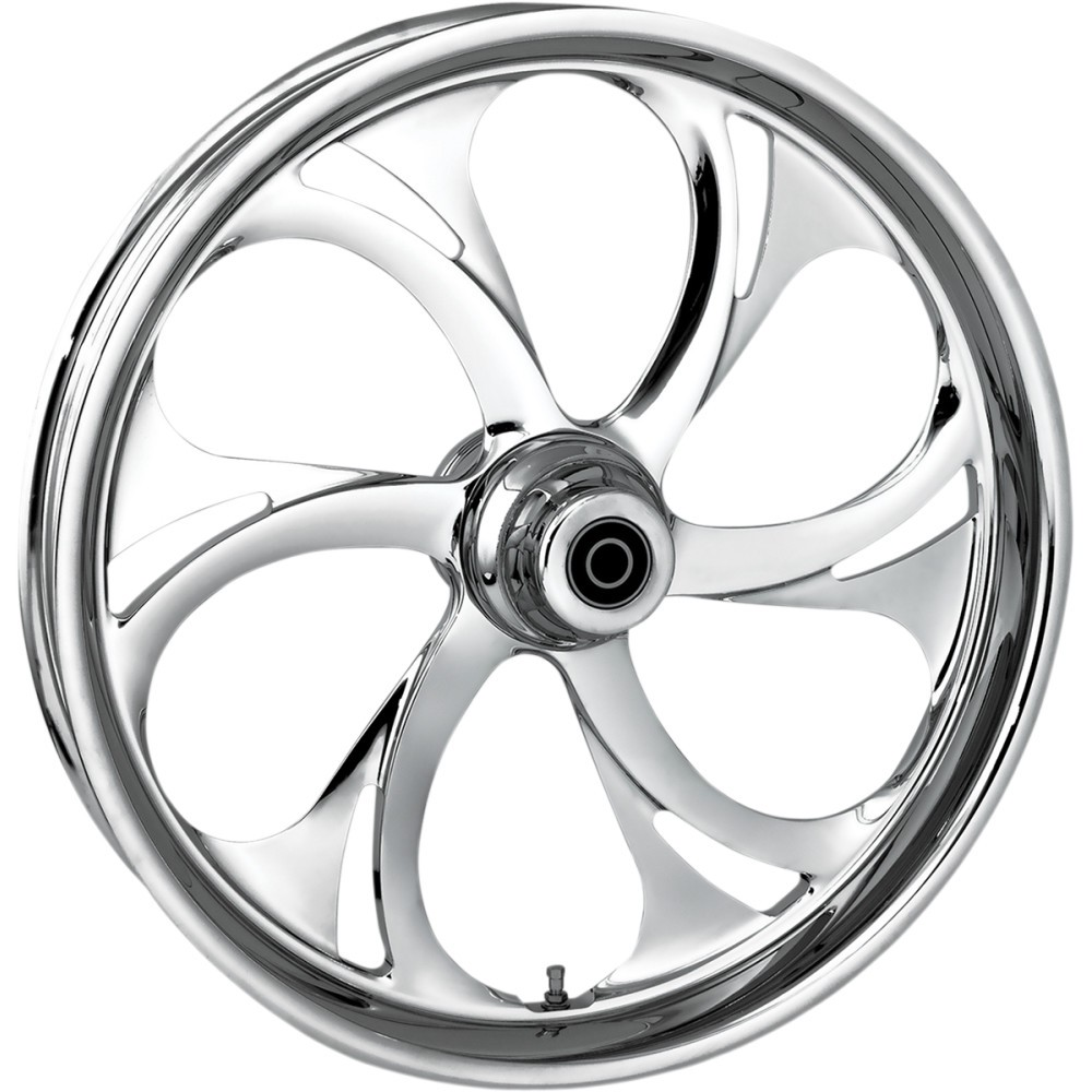 RC Components Front Wheel - Recoil - Dual Disc - 21' x 3.5' - 00-08 FLT