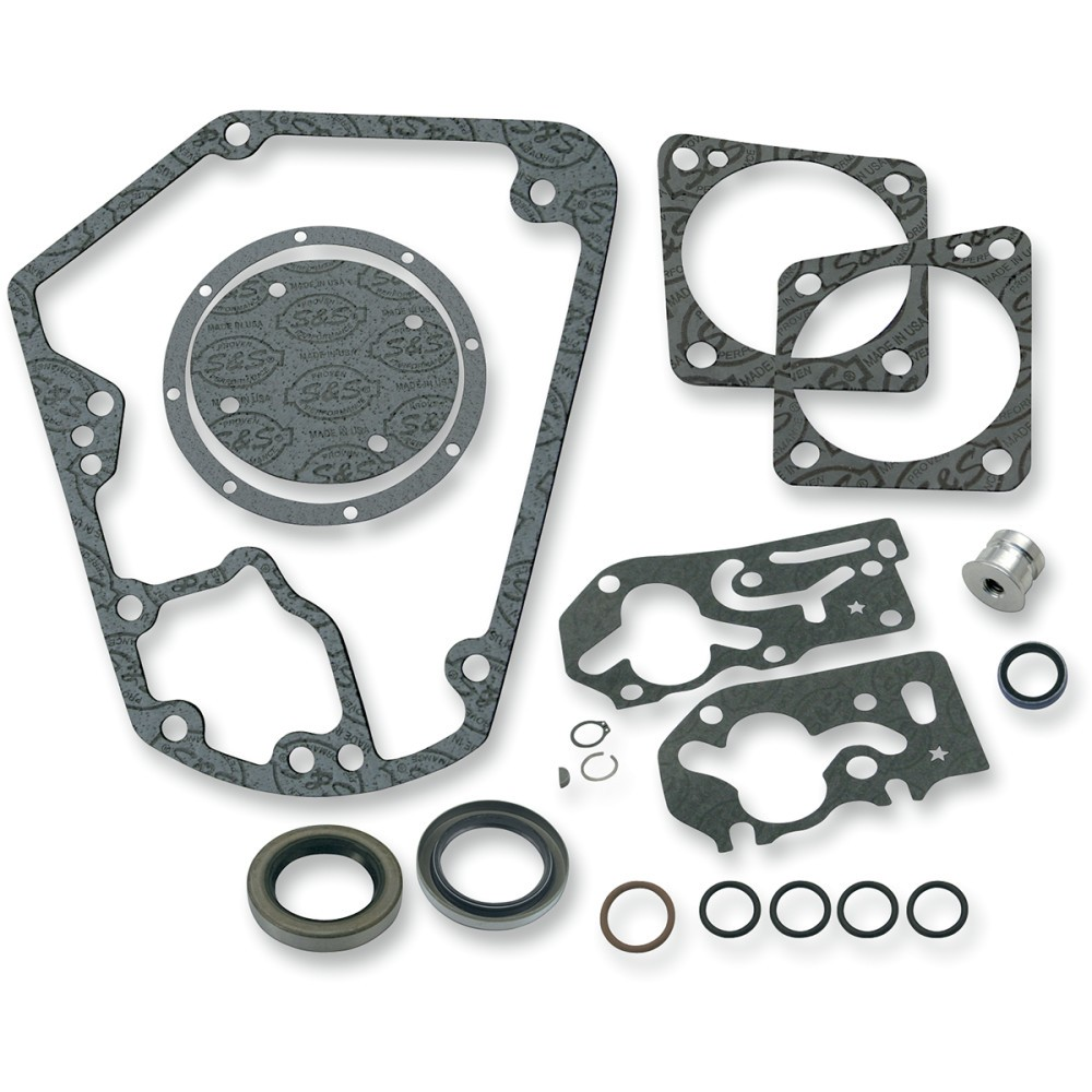 S&S Cycle Lower End Gasket Kit Super Side Winder Plus