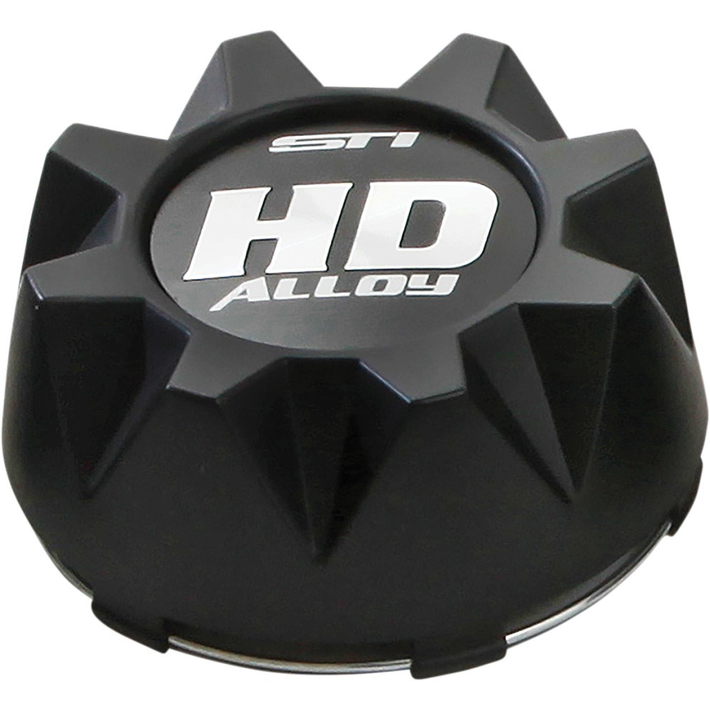 STI Center Cap - HD6 - Matte Black
