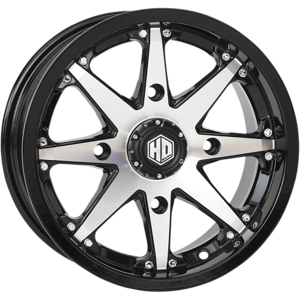 STI HD10 Wheel - 14X7 - 4/137 - 5+2